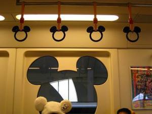 mickey-train