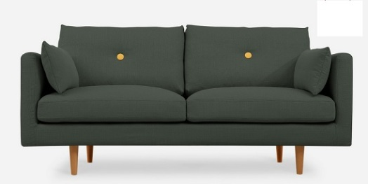 Tracy Loveseat_charcoal